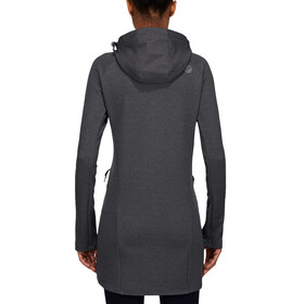 PYUA Spate S Fleece Jacket Women grey melange